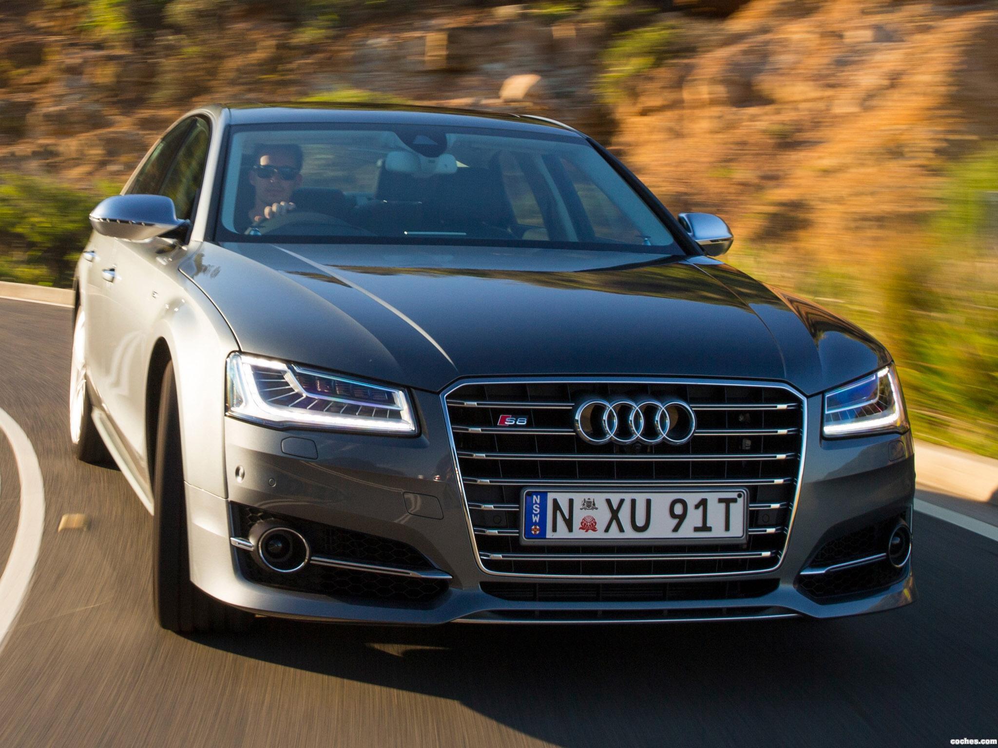 Foto 0 de Audi S8 D4 Australia 2014
