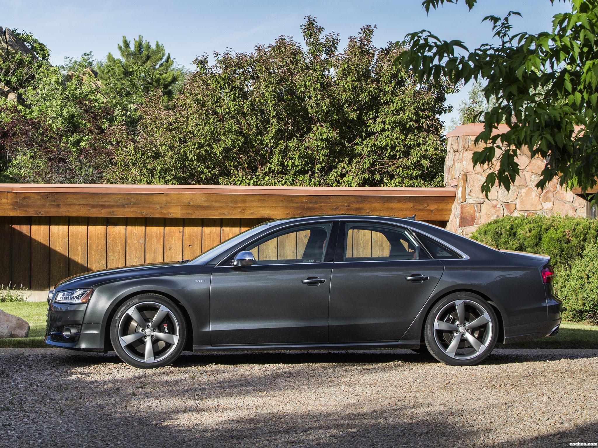 Foto 13 de Audi S8 D4 USA 2014