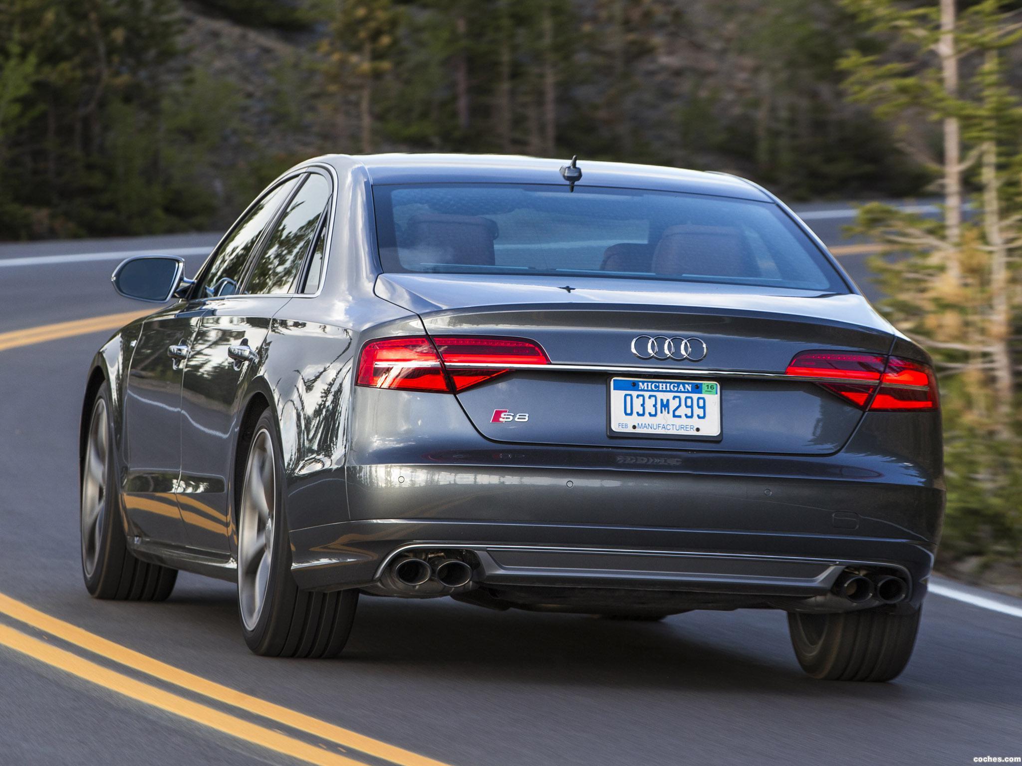 Foto 4 de Audi S8 D4 USA 2014