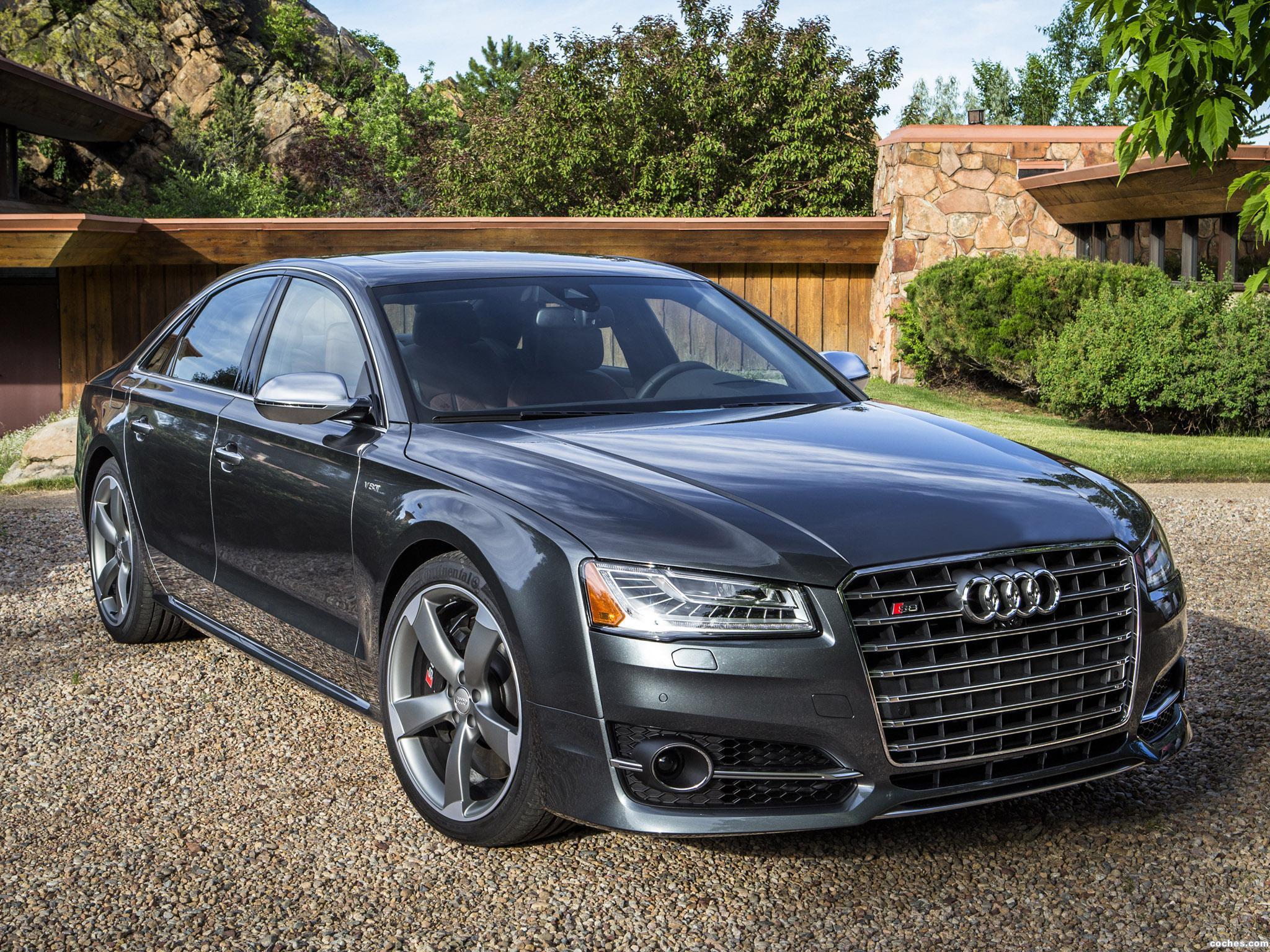 Foto 0 de Audi S8 D4 USA 2014
