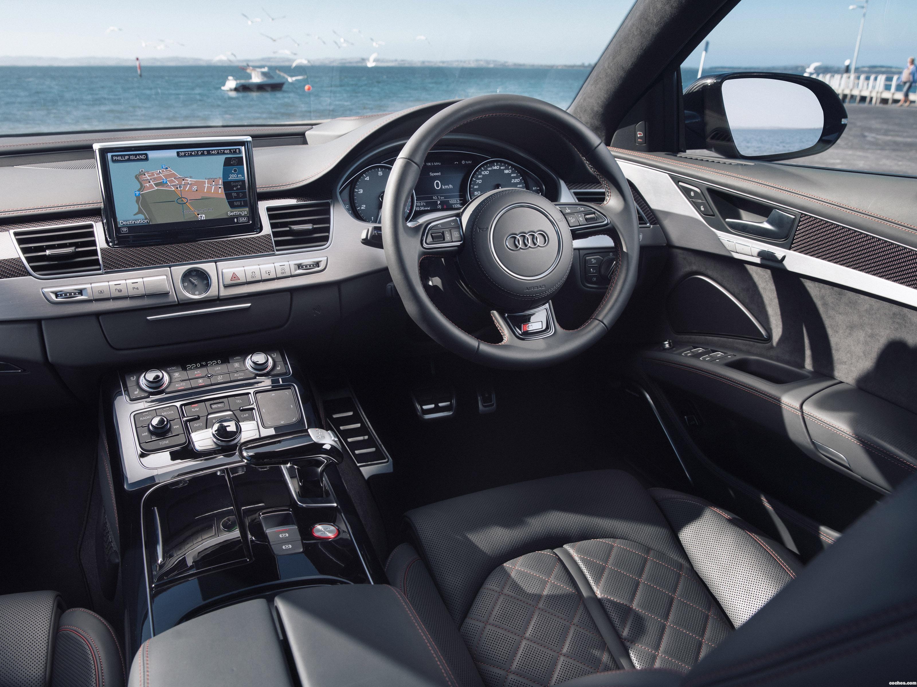 Foto 14 de Audi S8 Plus D4 Australia 2016