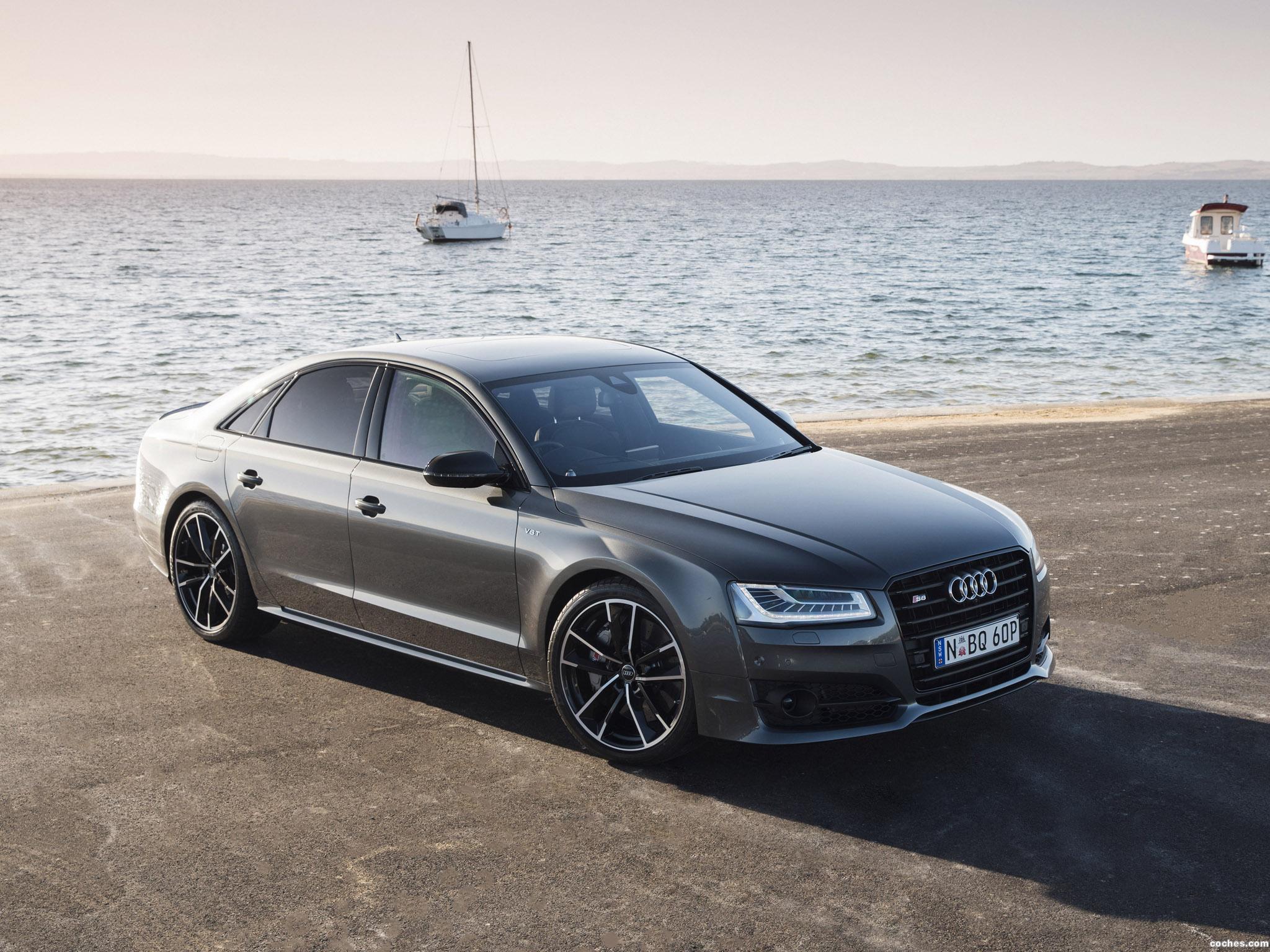 Foto 2 de Audi S8 Plus D4 Australia 2016