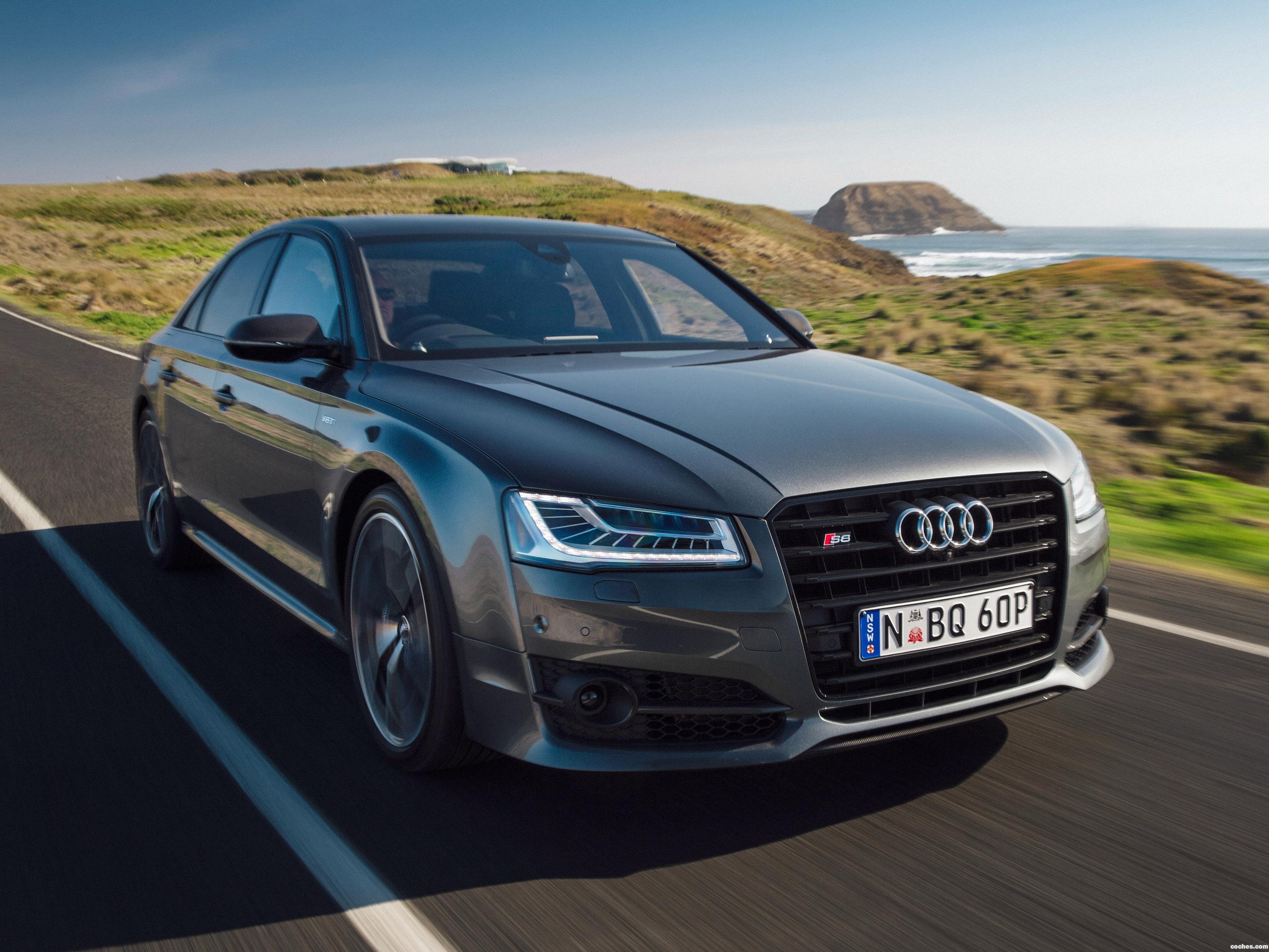 Foto 0 de Audi S8 Plus D4 Australia 2016