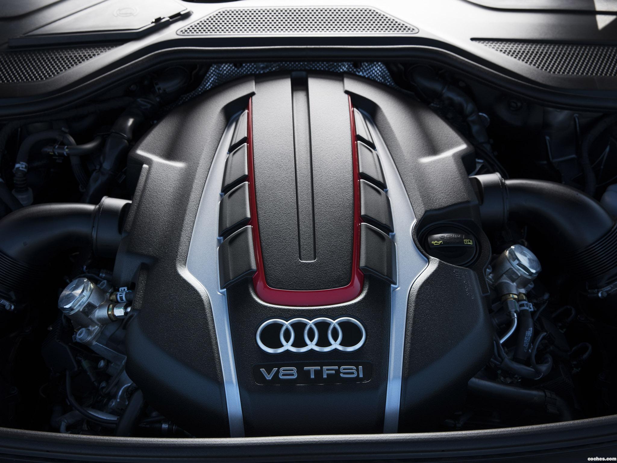 Foto 12 de Audi S8 Plus D4 Australia 2016