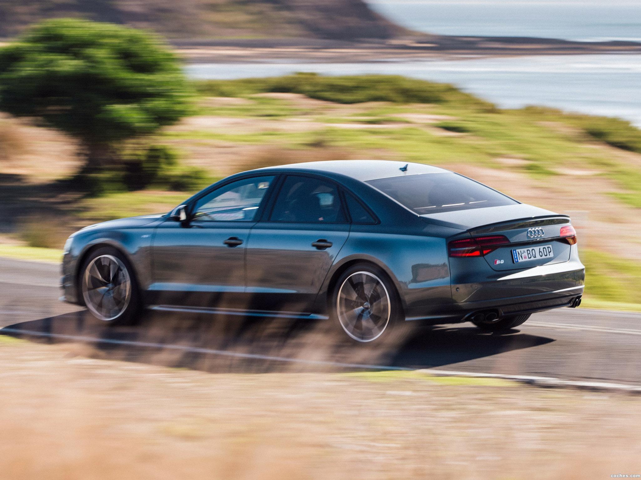 Foto 9 de Audi S8 Plus D4 Australia 2016