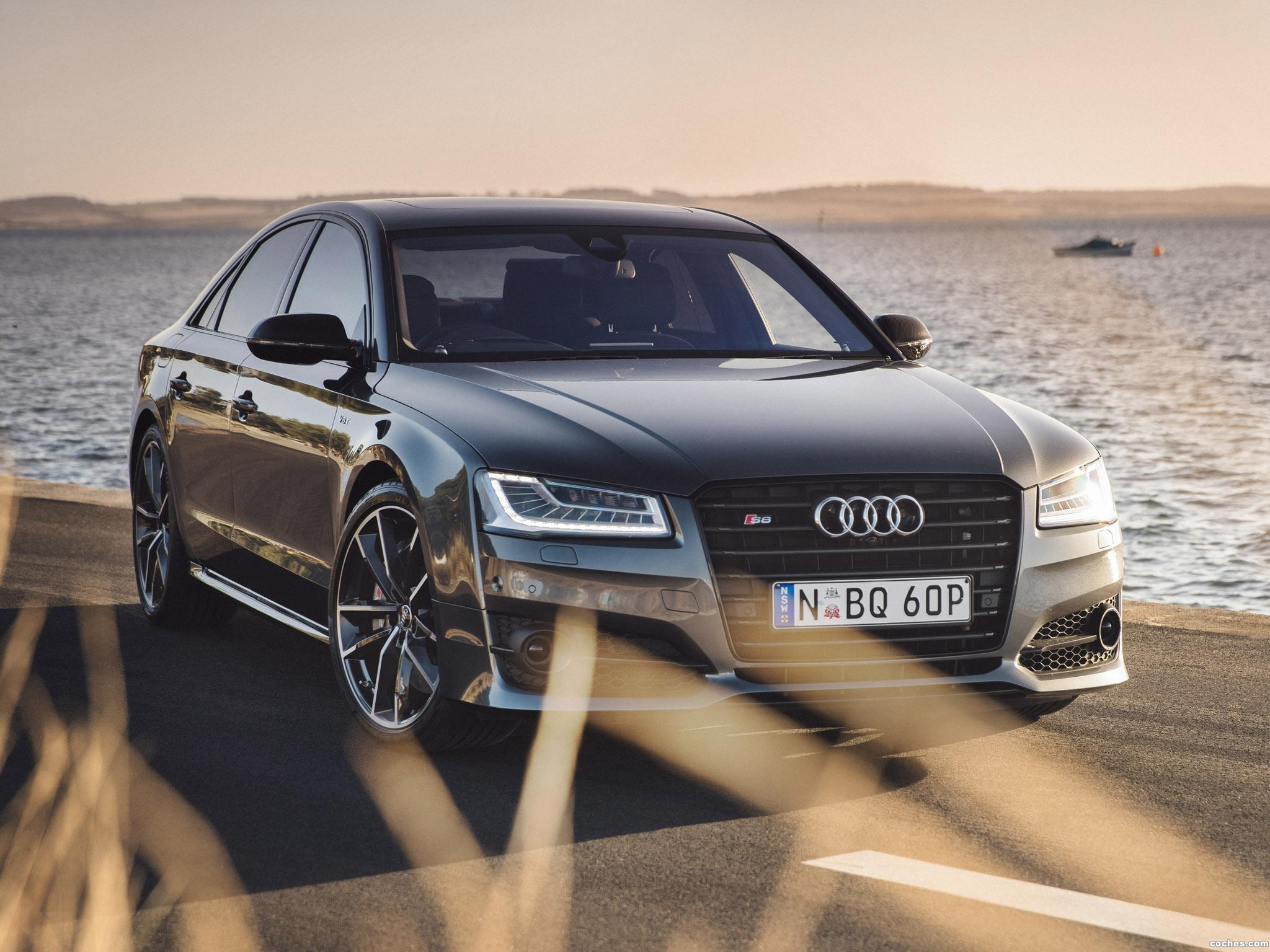 Foto 7 de Audi S8 Plus D4 Australia 2016
