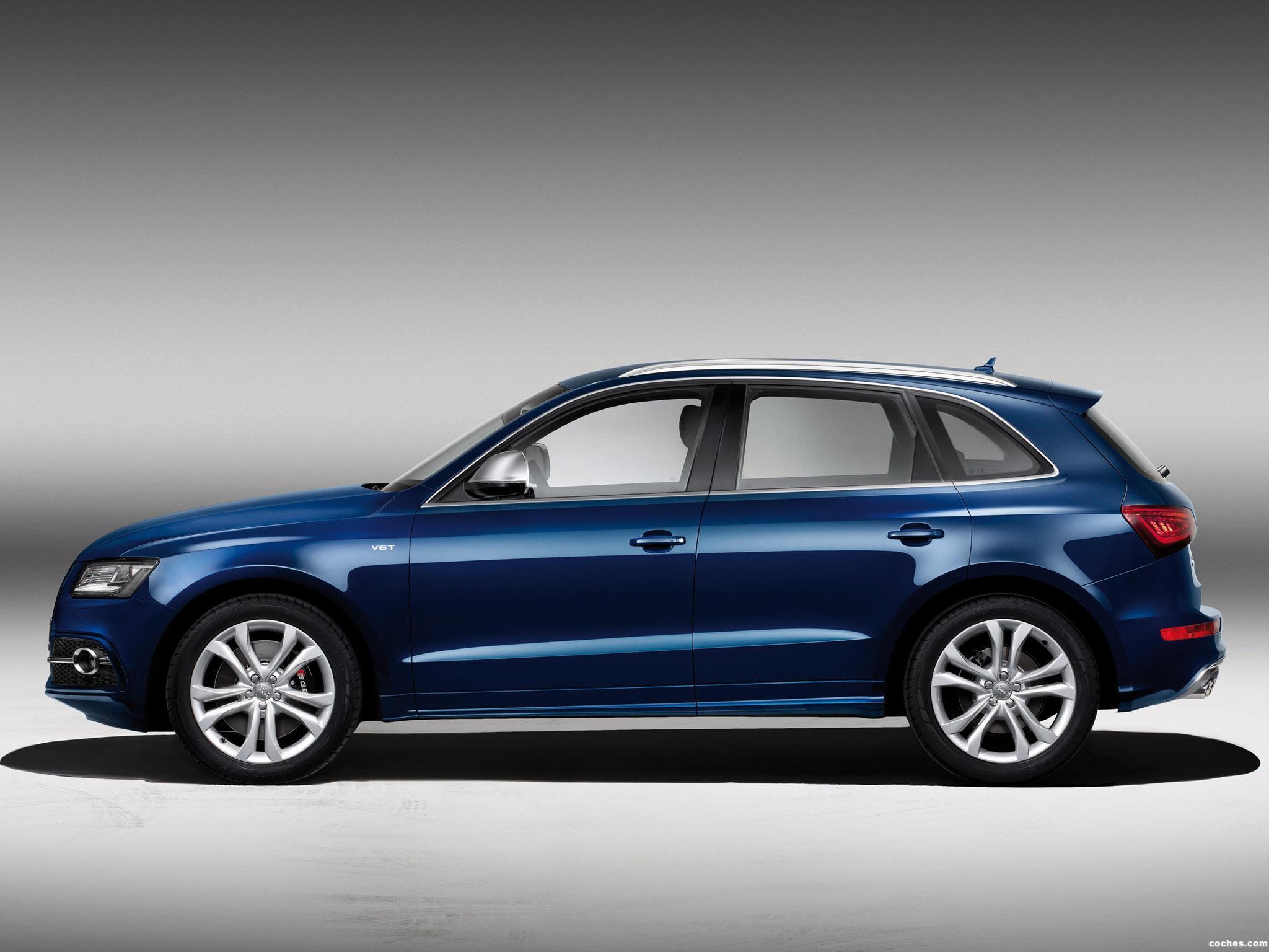 Foto 2 de Audi SQ5 2012