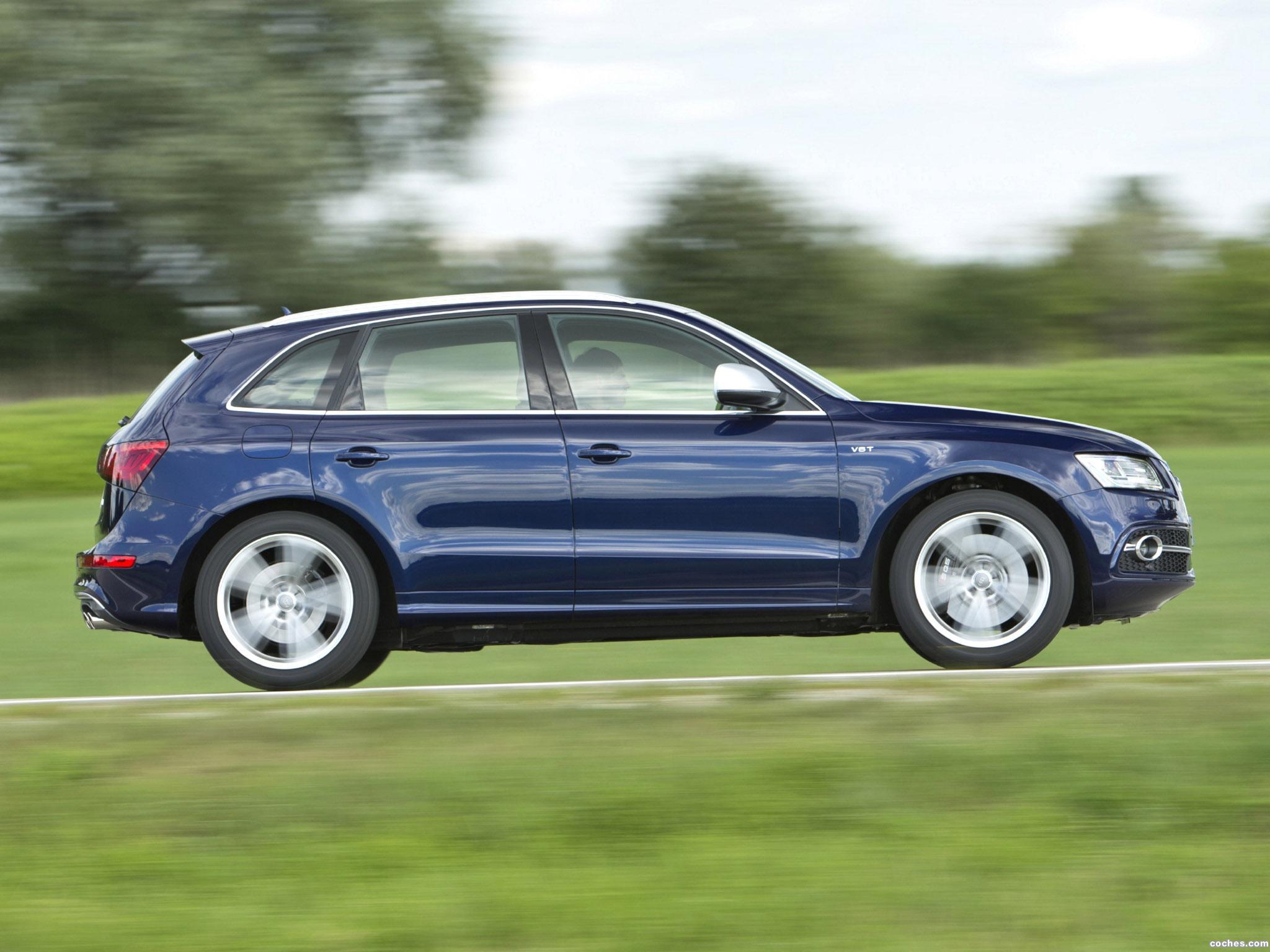 Foto 24 de Audi SQ5 2012