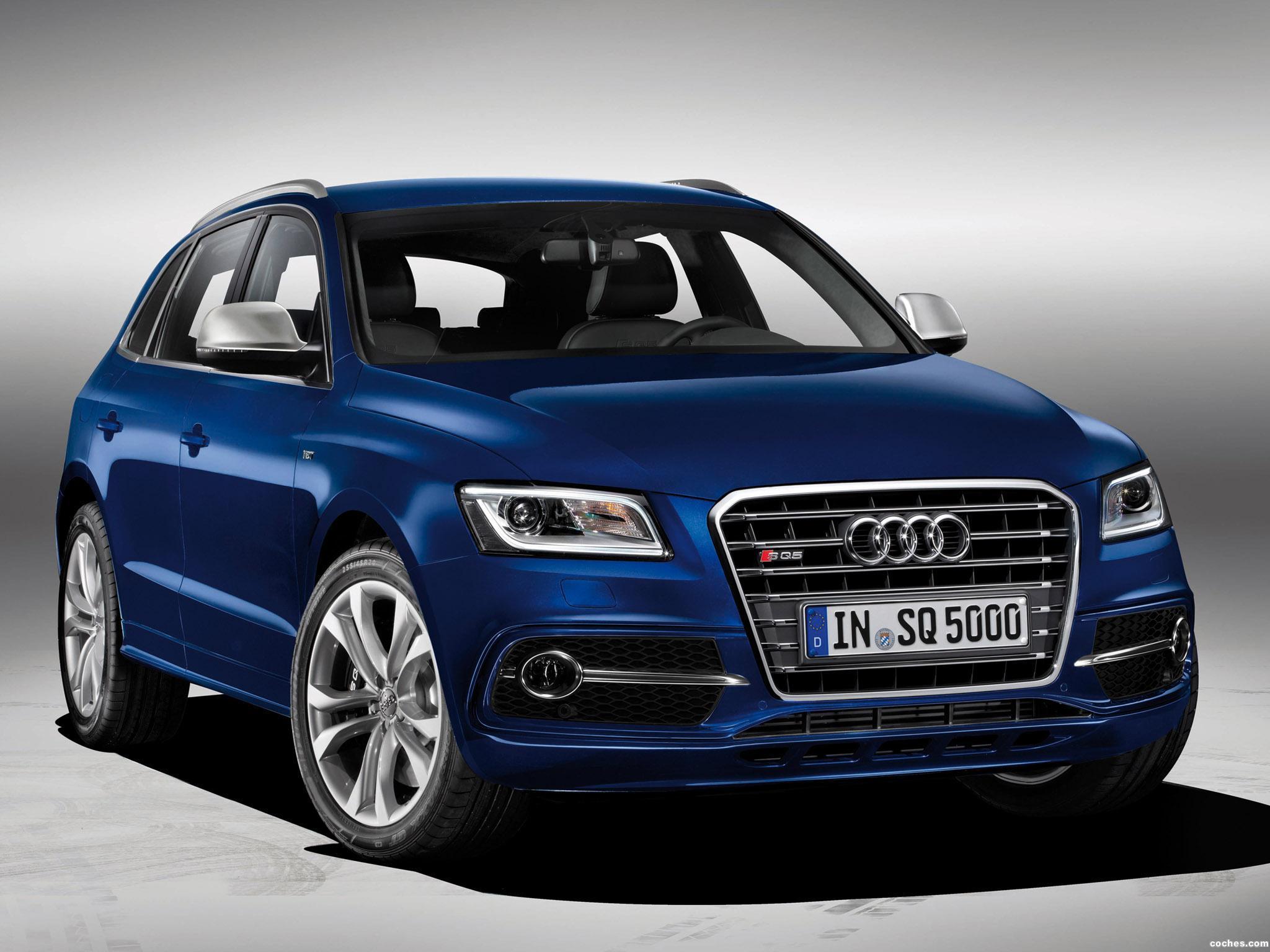 Foto 9 de Audi SQ5 2012