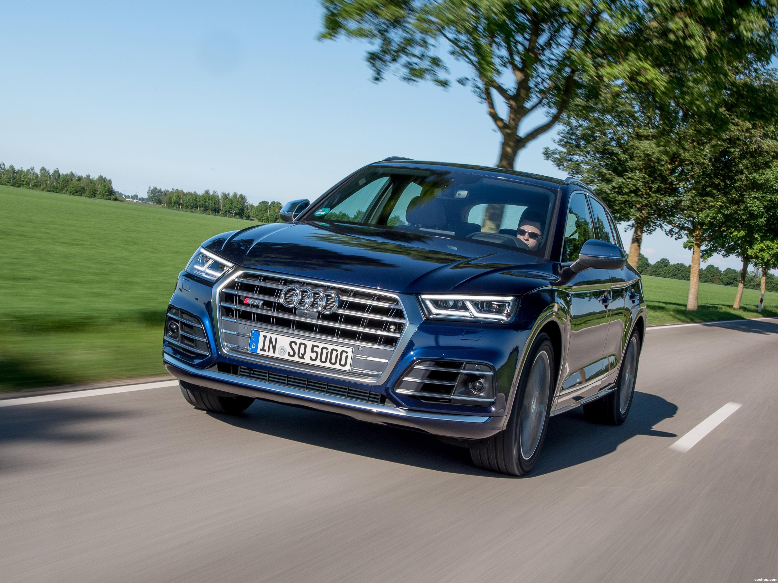 Foto 0 de Audi SQ5 3.0 TFSI  2017