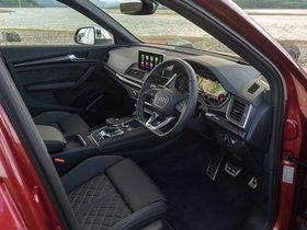 Ver foto 31 de Audi SQ5 3.0 TFSI UK  2017