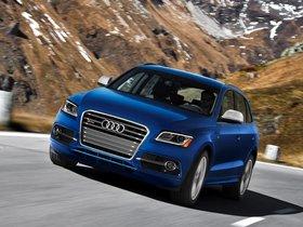 Ver foto 3 de Audi Q5 SQ5 TFSI USA  2013