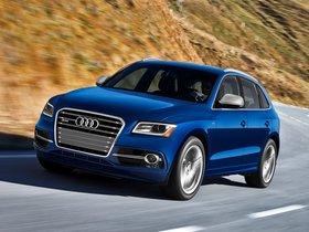 Ver foto 2 de Audi Q5 SQ5 TFSI USA  2013