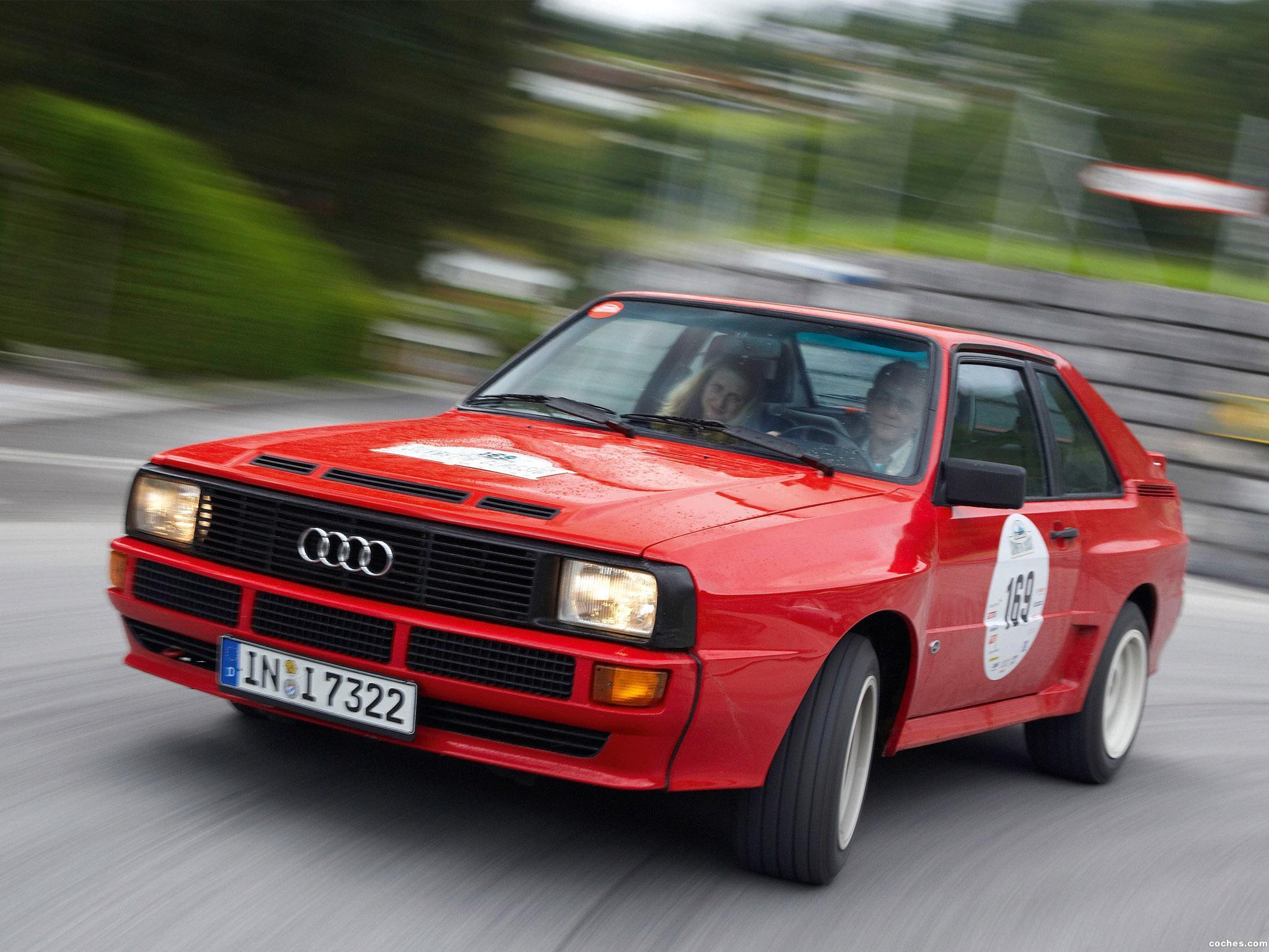Foto 0 de Audi Sport Quattro 1984