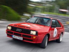Ver foto 1 de Audi Sport Quattro 1984