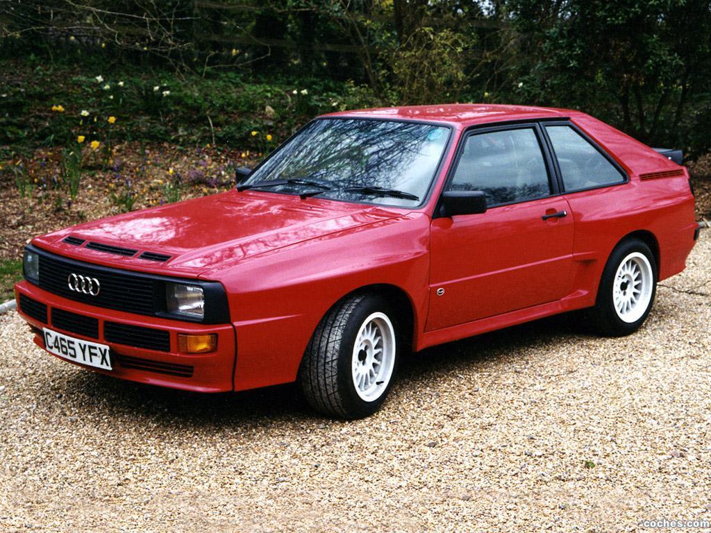 Foto 0 de Audi Sport Quattro UK 1984
