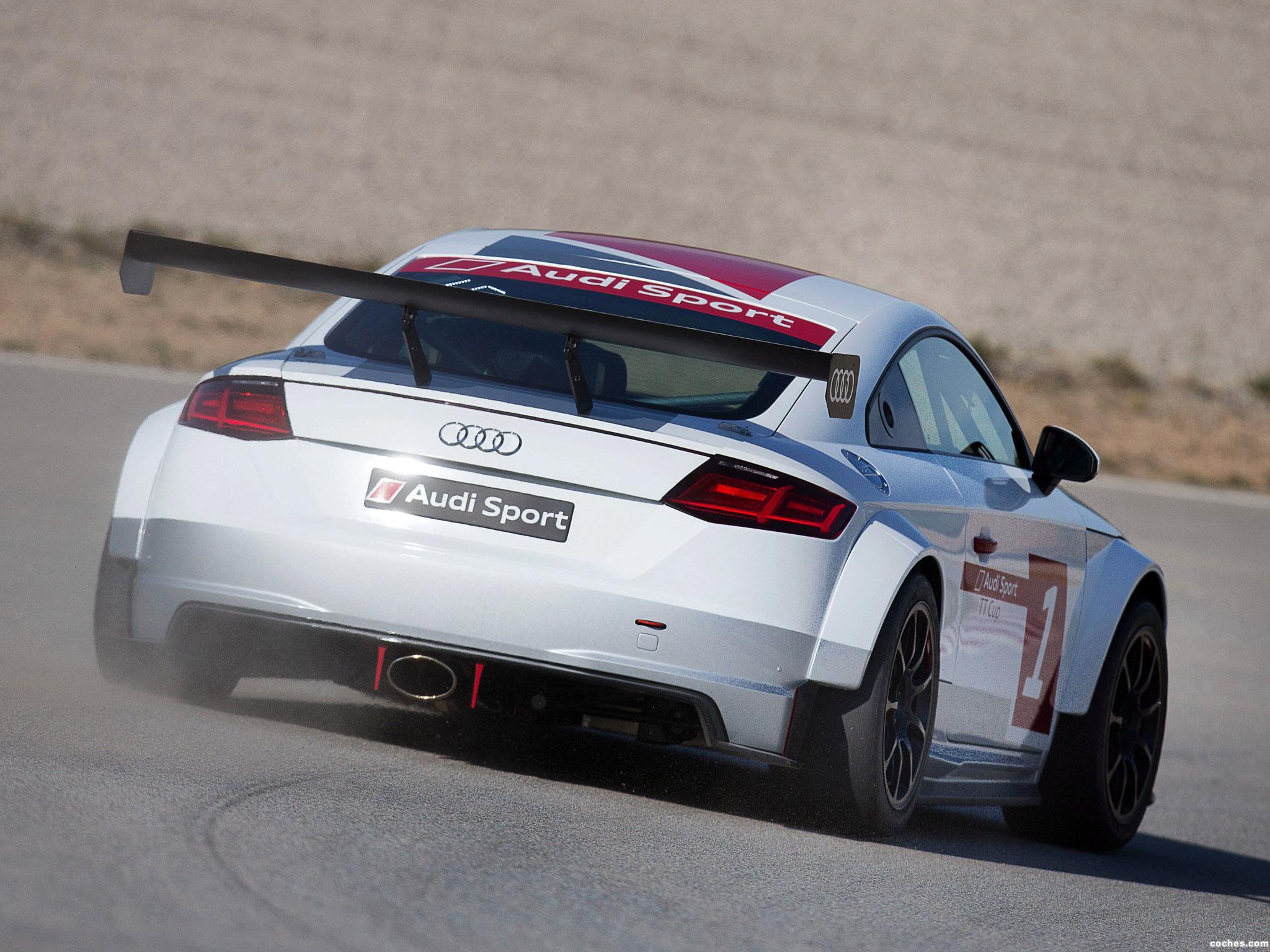 Foto 12 de Audi Sport TT Cup 2015