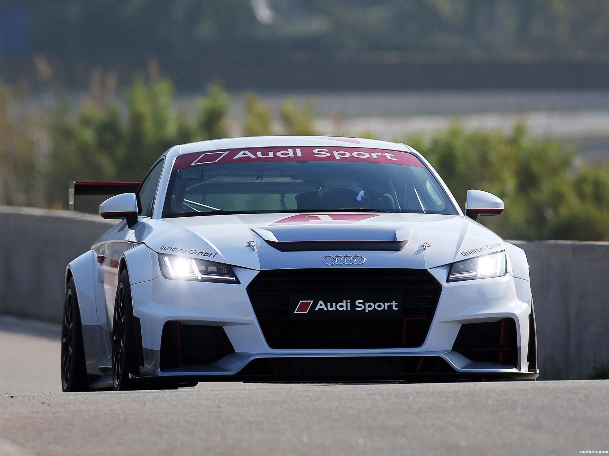 Foto 8 de Audi Sport TT Cup 2015