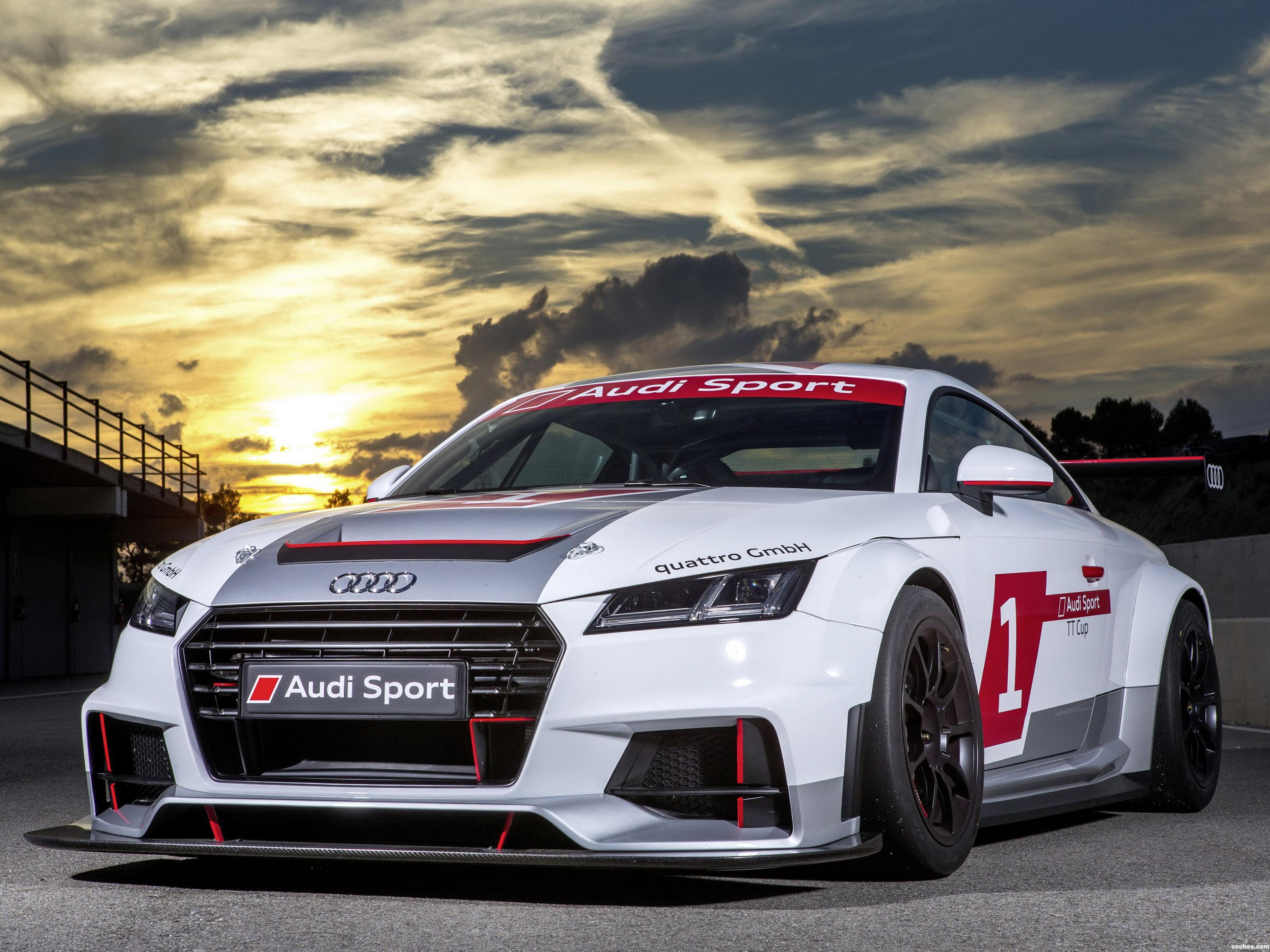 Foto 22 de Audi Sport TT Cup 2015