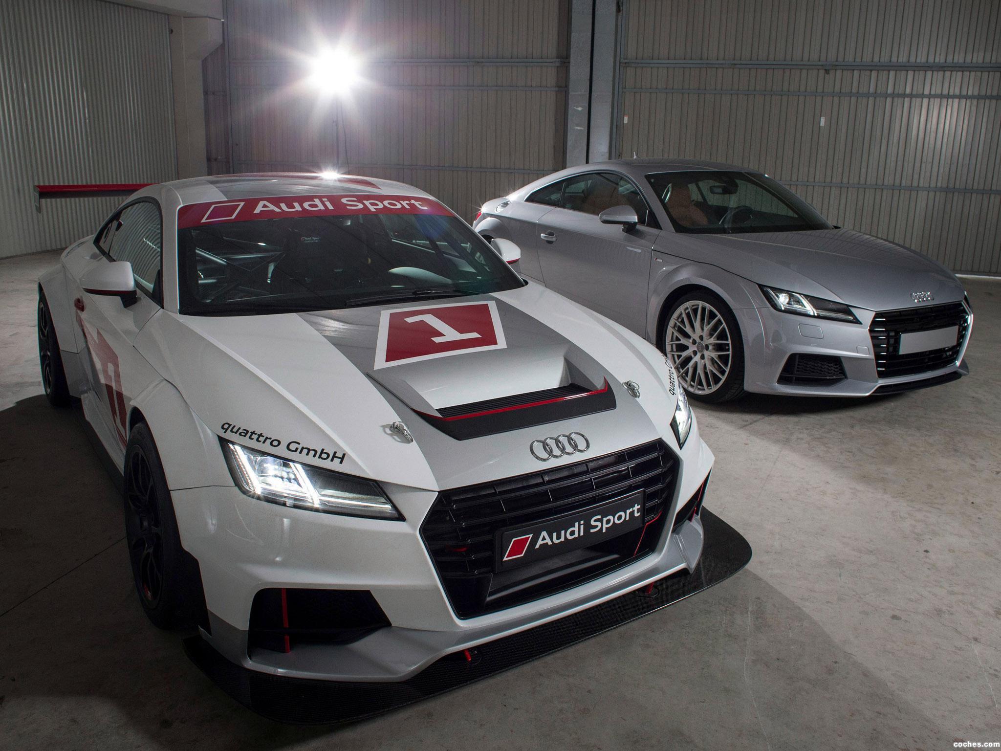 Foto 2 de Audi Sport TT Cup 2015