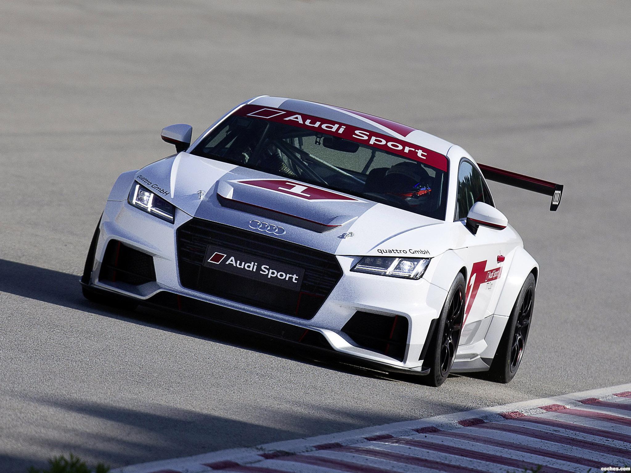 Foto 1 de Audi Sport TT Cup 2015