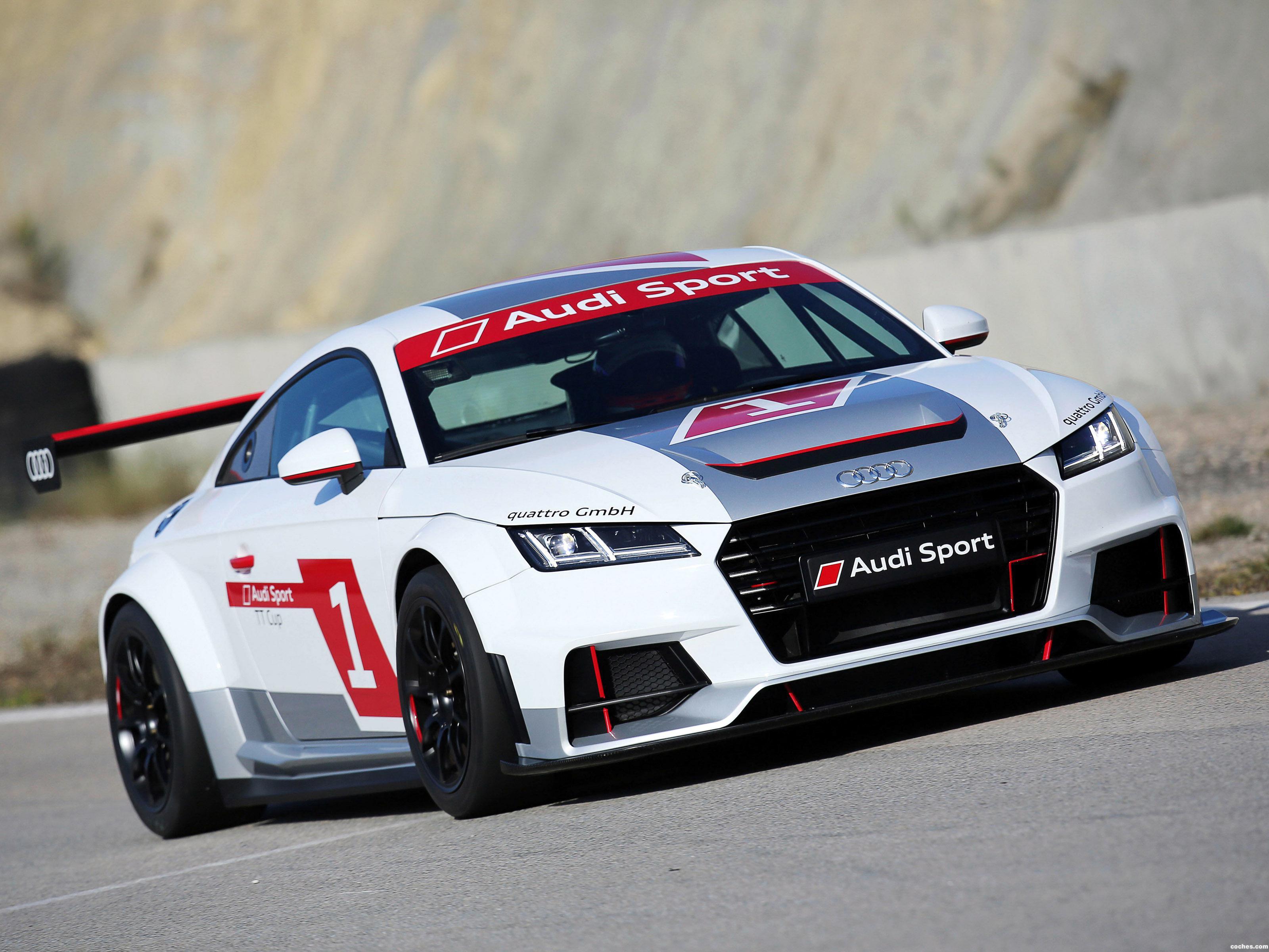 Foto 0 de Audi Sport TT Cup 2015