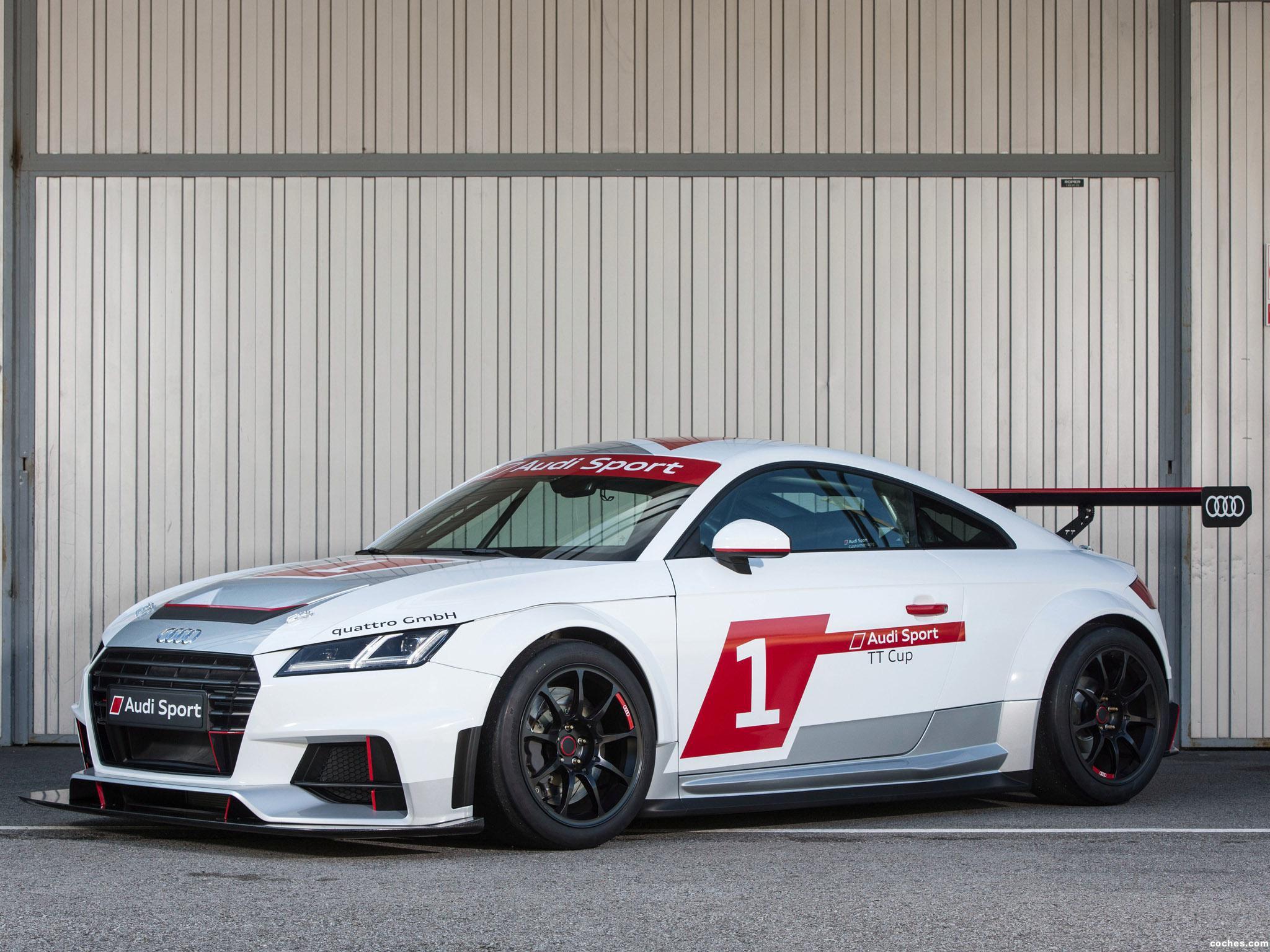 Foto 18 de Audi Sport TT Cup 2015