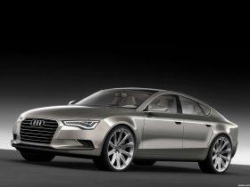 Ver foto 4 de Audi Sportback Concept 2009