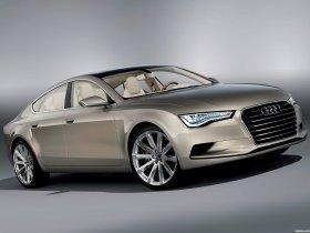 Ver foto 1 de Audi Sportback Concept 2009