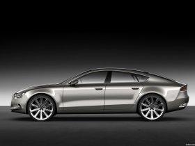 Ver foto 10 de Audi Sportback Concept 2009