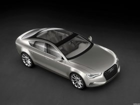 Ver foto 8 de Audi Sportback Concept 2009