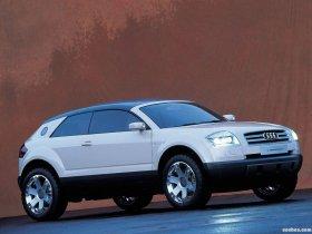 Ver foto 4 de Audi Steppenwolf Concept 2000