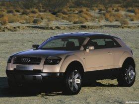 Ver foto 3 de Audi Steppenwolf Concept 2000