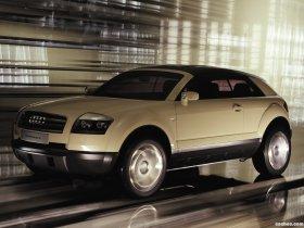 Ver foto 2 de Audi Steppenwolf Concept 2000