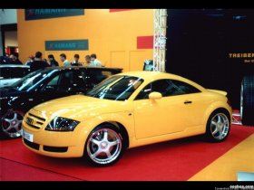 Ver foto 18 de Audi TT 1999