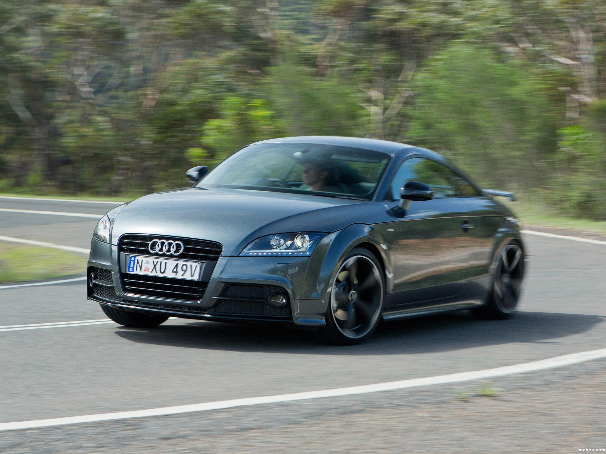 Foto 0 de Audi TT 2.0 TFSI S-Line Competition Australia 2013