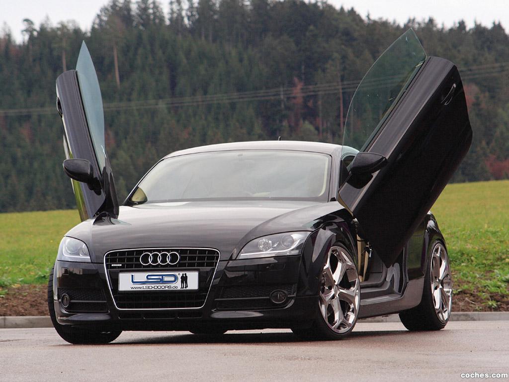 Foto 0 de Audi LSD TT 8J 2007