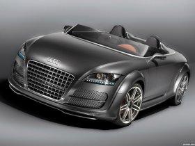 Ver foto 8 de Audi TT Clubsport Quattro Concept 2007