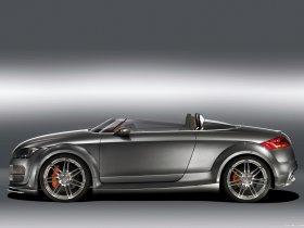 Ver foto 7 de Audi TT Clubsport Quattro Concept 2007