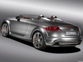 Ver foto 5 de Audi TT Clubsport Quattro Concept 2007