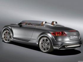 Ver foto 4 de Audi TT Clubsport Quattro Concept 2007