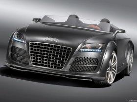 Ver foto 1 de Audi TT Clubsport Quattro Concept 2007