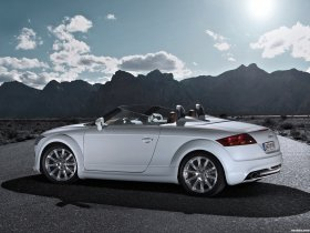 Ver foto 2 de Audi TT Clubsport Quattro Concept 2008