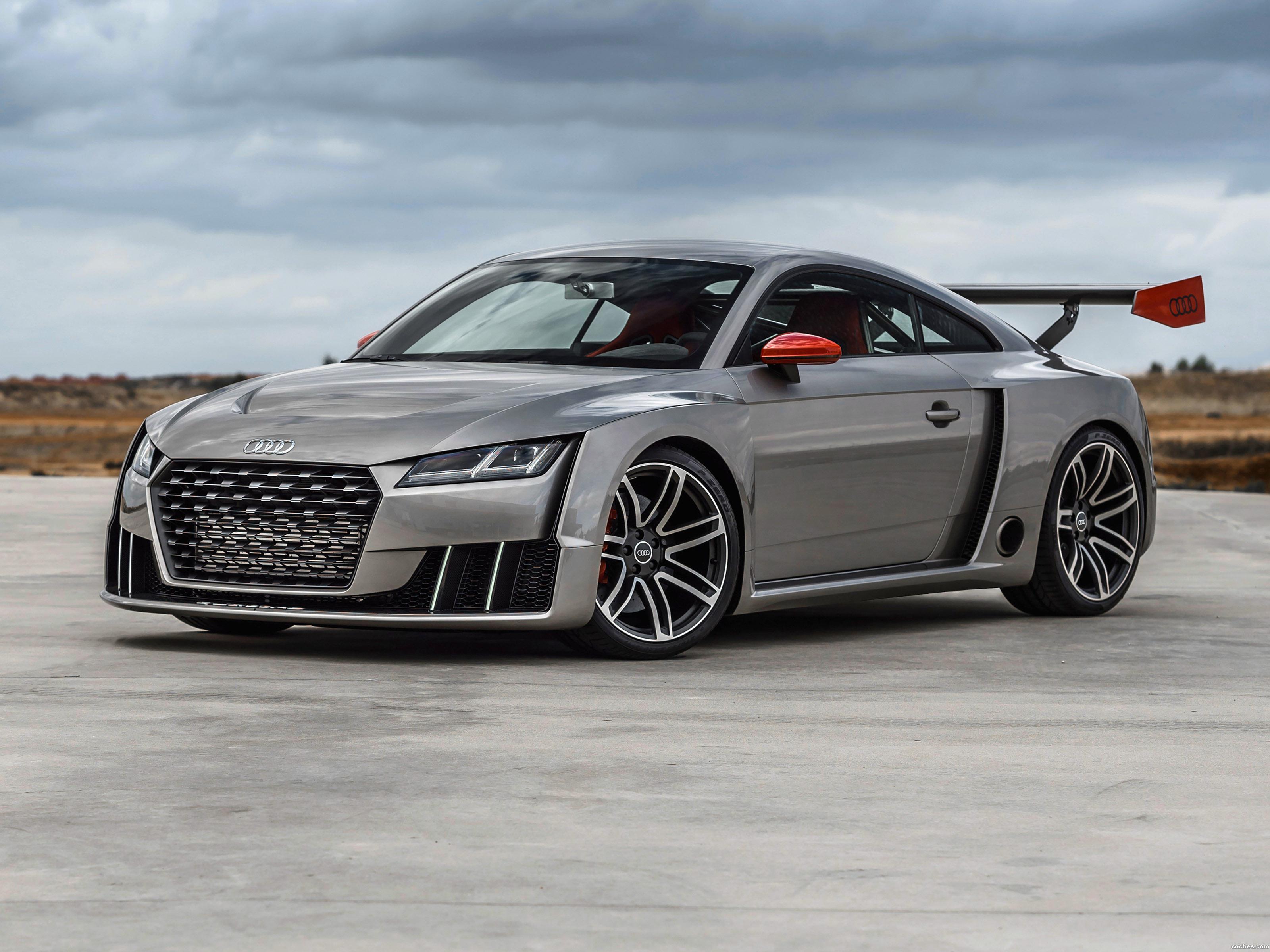 Foto 0 de Audi TT Clubsport Turbo Concept 2015