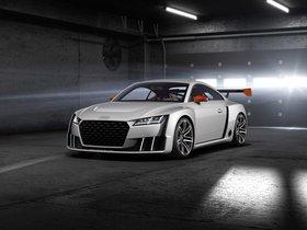 Ver foto 21 de Audi TT Clubsport Turbo Concept 2015