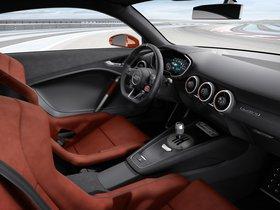 Ver foto 30 de Audi TT Clubsport Turbo Concept 2015