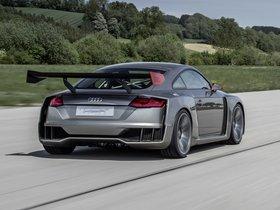 Ver foto 12 de Audi TT Clubsport Turbo Concept 2015