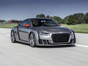 Ver foto 10 de Audi TT Clubsport Turbo Concept 2015