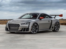 Fotos de Audi TT Clubsport Turbo Concept 2015