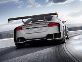 Ver foto 26 de Audi TT Clubsport Turbo Concept 2015